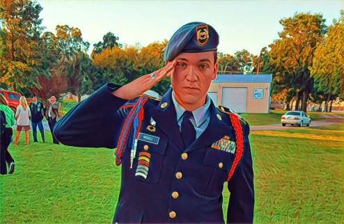 trey soldier