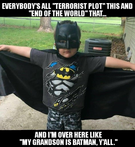 Joshy as batman meme new