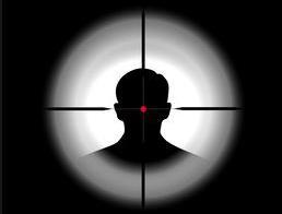 Gun sight clip art