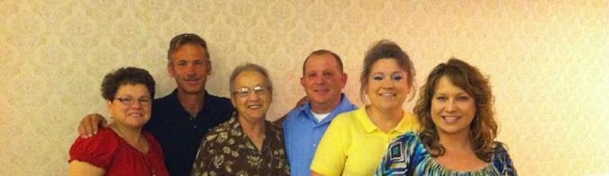 Blog Linda and her kids