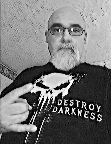 Blog Me Destroy Darkness shirt